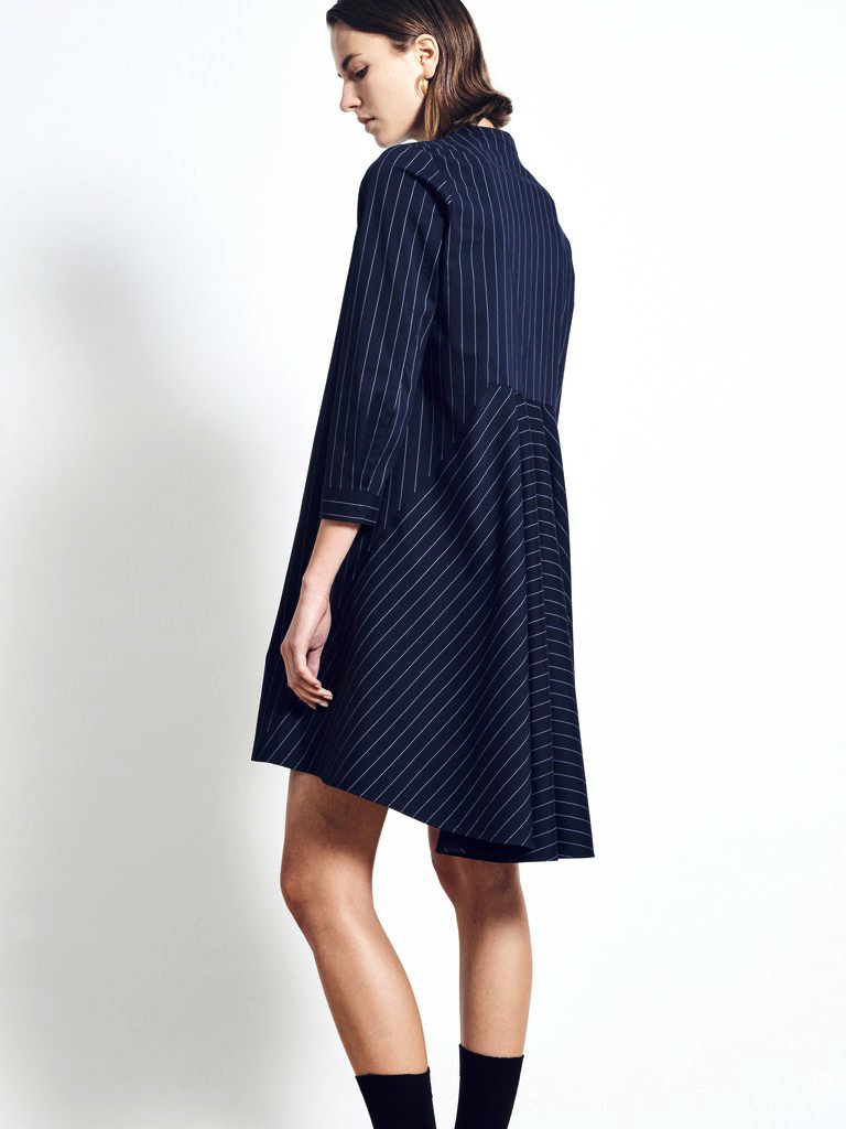 best singapore fashion brands IN GOOD COMPANY NAVY DRESS