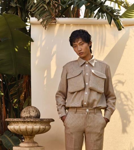 interesting australian fashion brands CHRIS RAN LIN 6