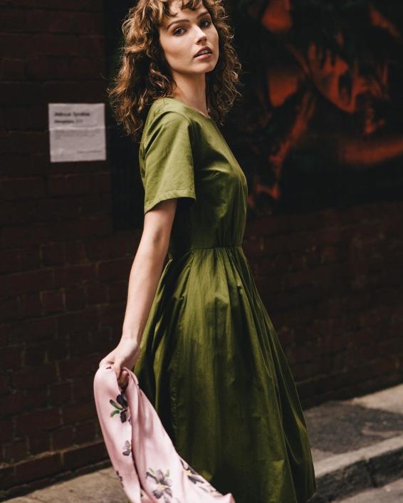 sustainable small Australian fashion brands DEVOI 2