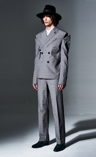 takara wong thai label menswear womenswear 2