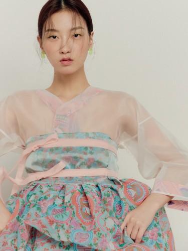 Korean sustainable fashion brand Danha 2