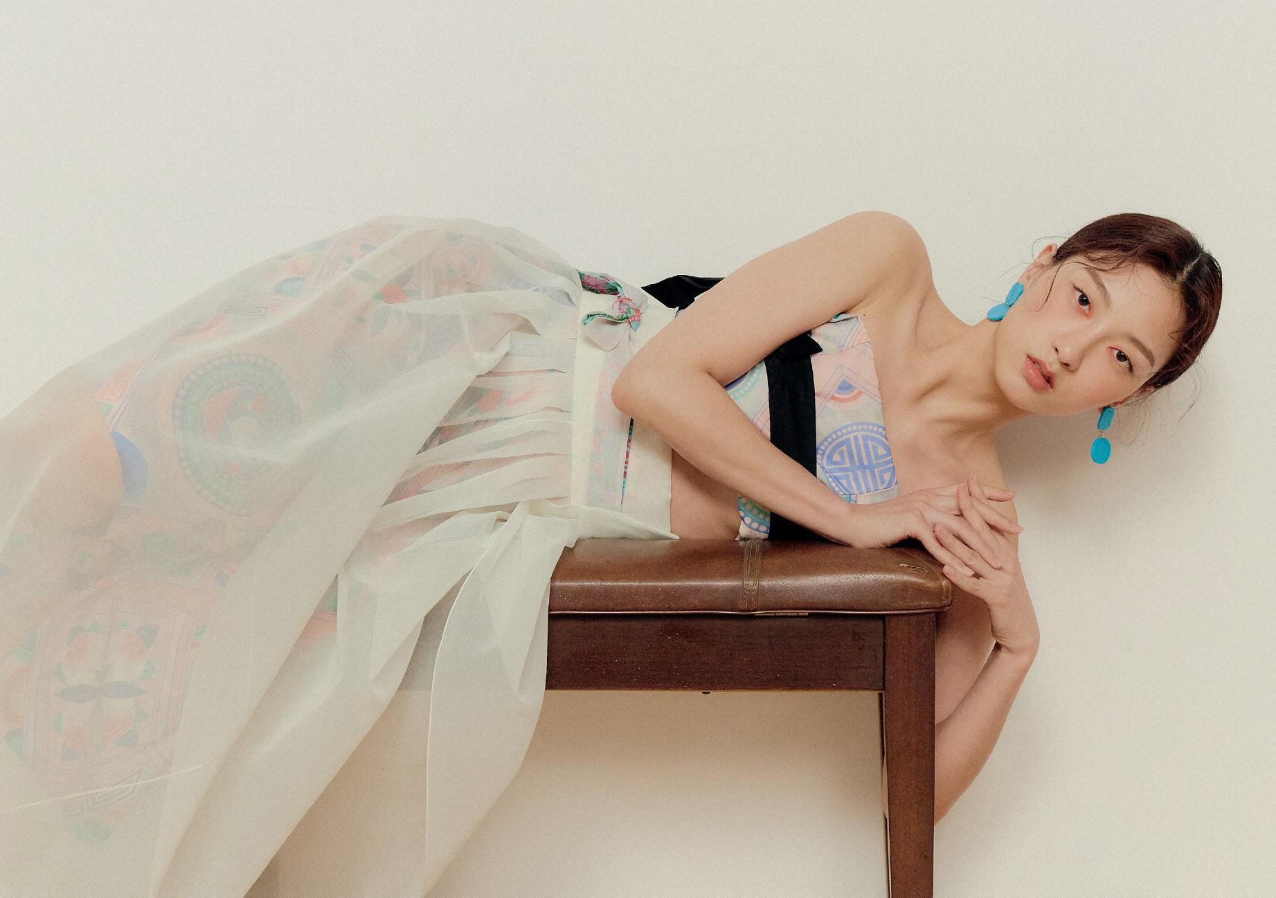 Korean sustainable fashion brand Danha 5