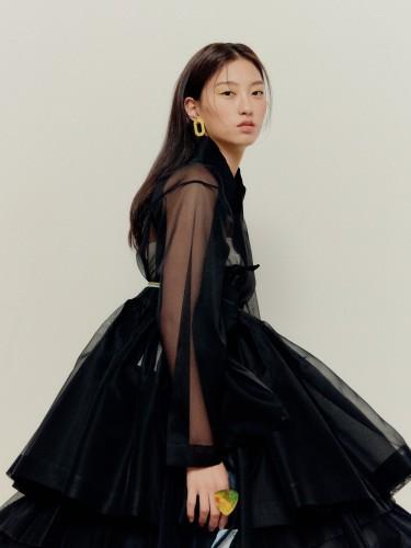 Korean sustainable fashion brand Danha 7