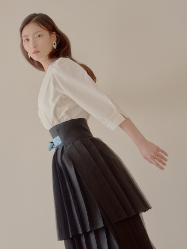 Korean sustainable fashion brand Danha 8